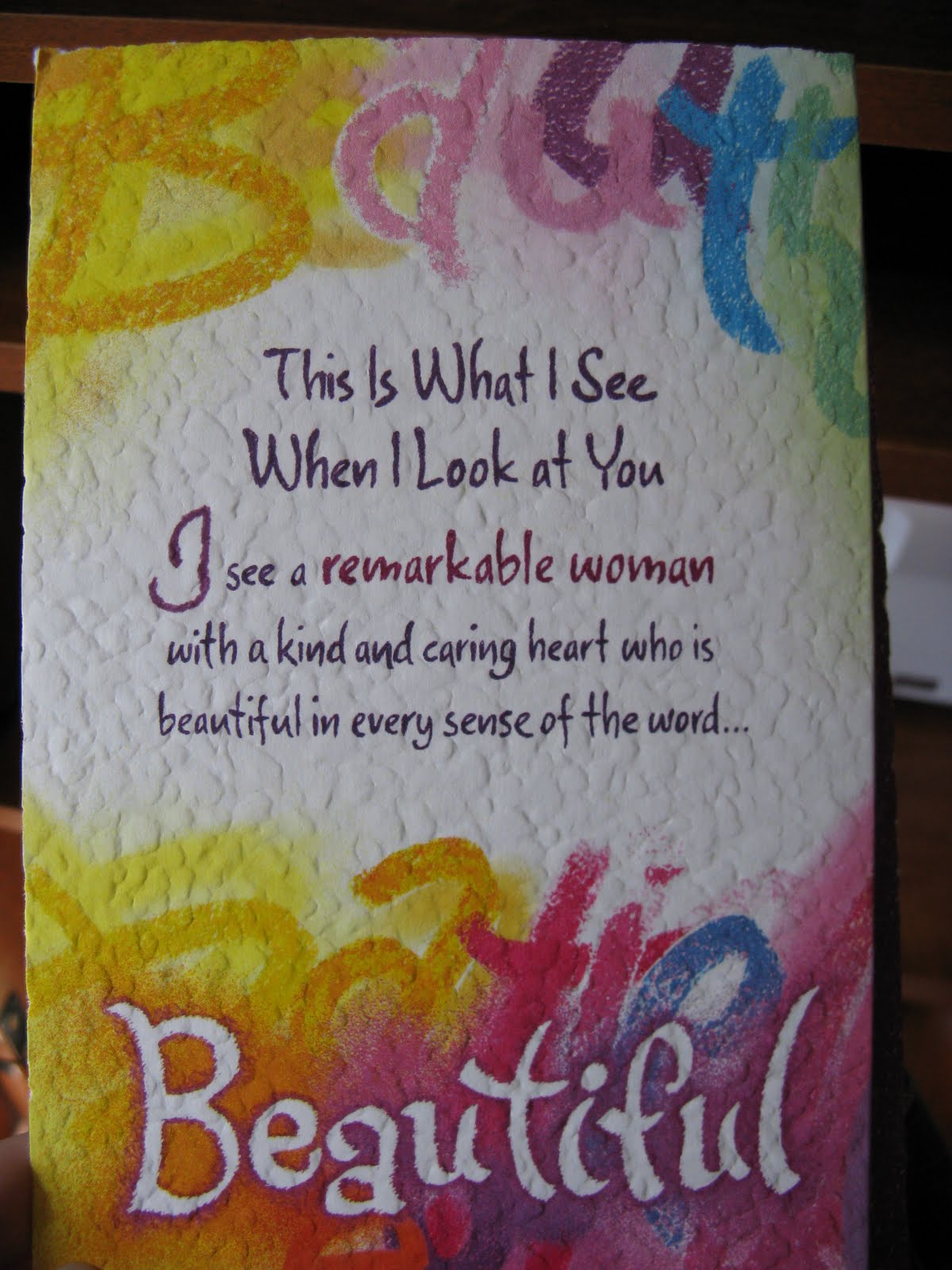You Are Beautiful Sharing The Message Day 4 Beauty